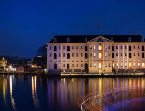Amsterdam Light Festival – The Ice Is Melting at the Pøules